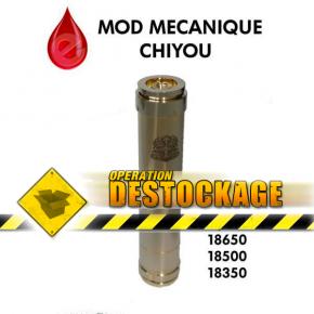 Corps MOD méca CHIYOU by mojo doré poli (Réplique)