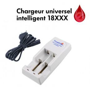 Chargeur intelligent d'accu 18xxx TrustFire