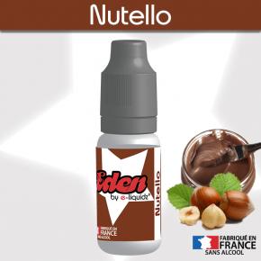 NUTELLO ★ EDEN by e-liquidz e-liquide premium quality Eden by e-liquidz®