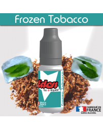 FROZEN TOBACCO (TBC MENTHE) ★ EDEN by e-liquidz e-liquide premium quality