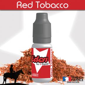 RED TOBACCO ★ EDEN by e-liquidz e-liquide premium quality ★ EDEN by e-liquidz® ↘3,99€ pas cher