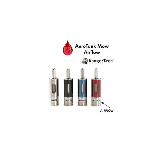 AEROTANK MOW Airflow kangertech Dual Coil (officiel) KangerTech