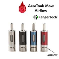 AEROTANK MOW Airflow kangertech Dual Coil (officiel)