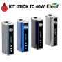 e-cigarettes Eleaf - PACK ISTICK TC 40W temperature control - MOD