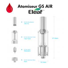clearomiseur ELEAF GS AIR Eleaf