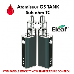 clearomiseur ELEAF GS TANK sub ohm Eleaf
