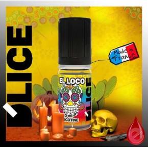EL LOCO - D'lice - e-liquide 10ml