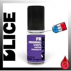 TBC FR ORIGINAL - D'lice - e-liquide 10ml D'LICE