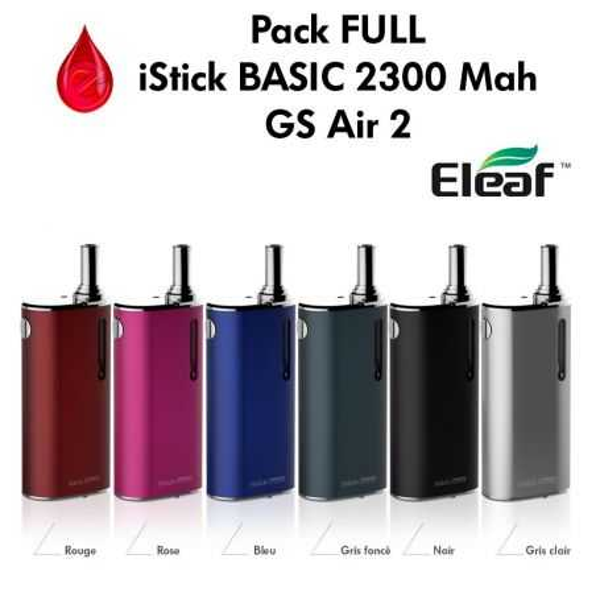 Eleaf - BOX ISTICK BASIC - MOD Eleaf