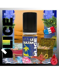 TBC LE SULTAN - D'lice - e-liquide 10ml