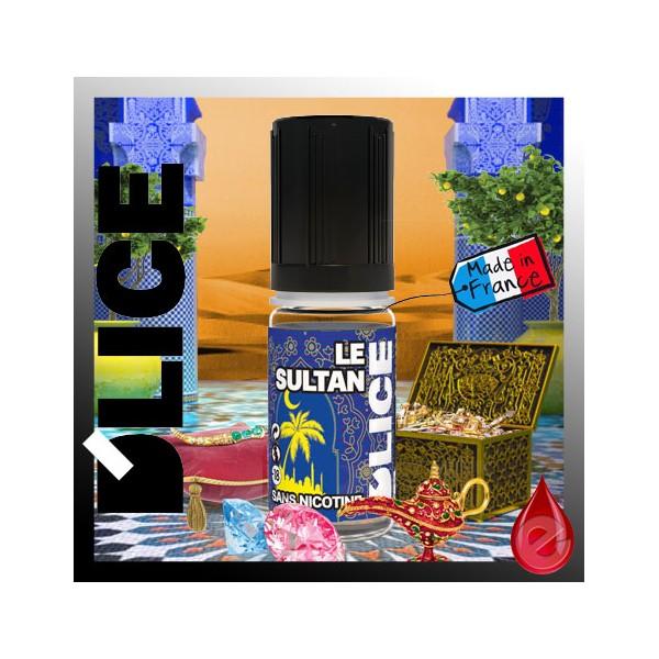 TBC LE SULTAN - D'lice - e-liquide 10ml D'LICE