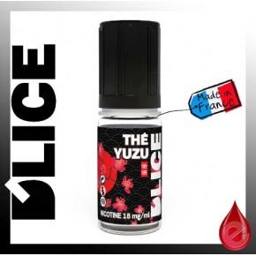 THÉ YUZU - D'lice - e-liquide 10ml