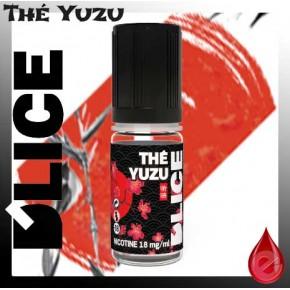 THÉ YUZU - D'lice - e-liquide 10ml D'LICE