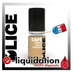 CAFE - D'lice - DESTOCKAGE DLUO D'LICE