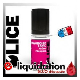 FRAMBOISE - D'lice - DESTOCKAGE DLUO D'LICE