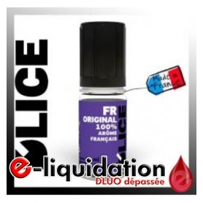 tabac FR ORIGINAL - D'lice - DESTOCKAGE DLUO D'LICE