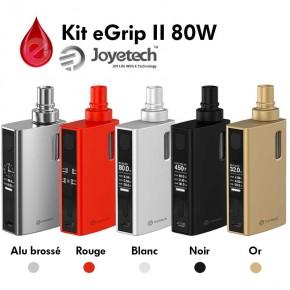 Joyetech - Kit eGrip II VT 80W 3.5ml - MOD