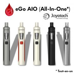 e-cigarettes Joyetech - eGo AIO- D19