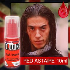 RED ASTAIRE - T-JUICE - e-liquide 10ml