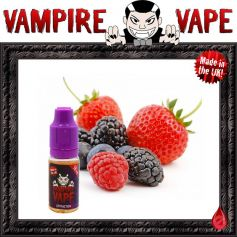 ATTRACTION - VAMPIRE VAPE - e-liquide 10ml Vampire Vape