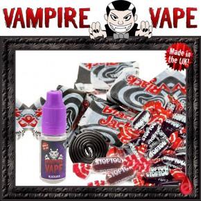 BLACK JACK - VAMPIRE VAPE - e-liquide 10ml VAMPIRE VAPE pas cher