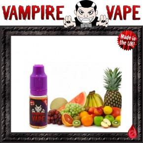 TROPICAL ISLAND - VAMPIRE VAPE - e-liquide 10ml Vampire Vape