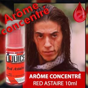 ARÔME CONCENTRÉ • RED ASTAIRE  T-JUICE - 10ml