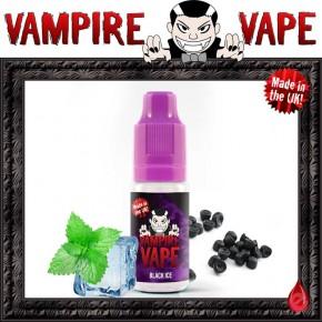 BLACK ICE - VAMPIRE VAPE - e-liquide 10ml VAMPIRE VAPE pas cher