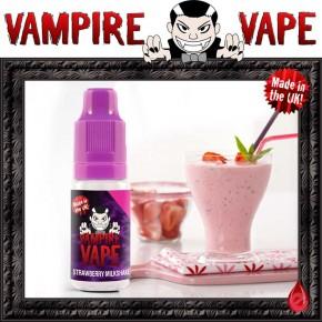 STRAWBERRY MILKSHAKE - VAMPIRE VAPE - e-liquide 10ml Vampire Vape