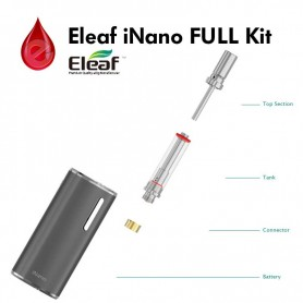 Eleaf - BOX ISTICK INANO - MOD Eleaf
