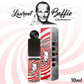 TIC & TOC - Laurent BAFFIE collection - e-liquide 10ml Laurent BAFFIE