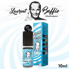 COMPLETEMENT GIVRE - Laurent BAFFIE collection - e-liquide 10ml Laurent BAFFIE