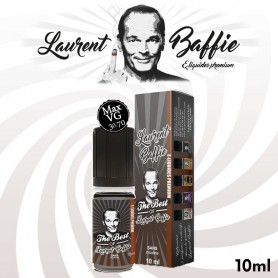 THE BEST - Laurent BAFFIE collection - e-liquide 10ml Laurent BAFFIE