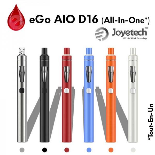 e-cigarettes Joyetech - eGo AIO - D16