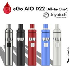 e-cigarettes Joyetech - eGo AIO - D22