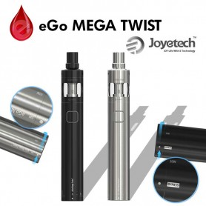 Joyetech - EGO MEGA TWIST + CUBIS PRO