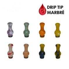 DRIP TIP celluloid marbre