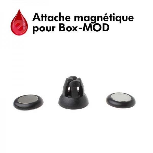 Rangement, porte-cigarettes, tour de cou Attache magnétique pour Box-MOD