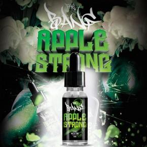 APPLE STRONG - The Bang - e-liquide 10ml THE BANG pas cher