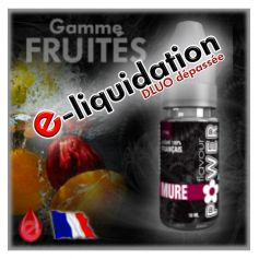MURE - DÉSTOCKAGE Flavour POWER - e-liquide 10ml