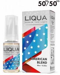 TBC AMERICAIN e-liquide LIQUA