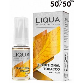 TBC TRADITIONNEL e-liquide LIQUA LIQUA