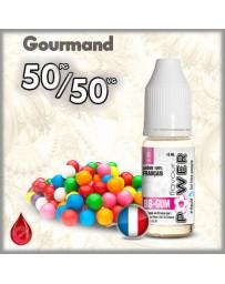 50/50 L'fmr BB Gum - Flavour POWER - e-liquide 10ml