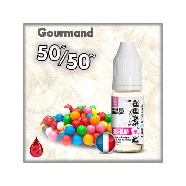 50/50 50/50 L'fmr BB Gum - Flavour POWER - e-liquide 10ml