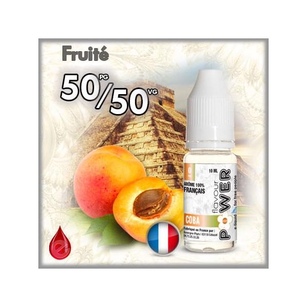 50/50 COBA - Flavour POWER - e-liquide 10ml FLAVOUR POWER