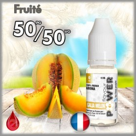 50/50 MELON GALIA - Flavour POWER - e-liquide 10ml 50/50 pas cher