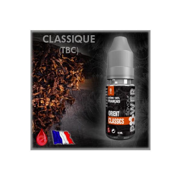 ORIENT CLASSICS - Flavour POWER - e-liquide 10ml FLAVOUR POWER