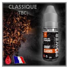 ORIENT CLASSICS - Flavour POWER - e-liquide 10ml