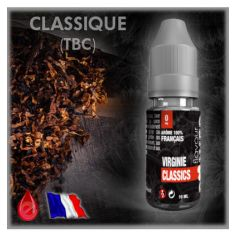 VIRGINIE CLASSICS - Flavour POWER - e-liquide 10ml
