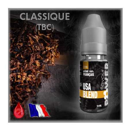 USA BLEND - Flavour POWER - e-liquide 10ml FLAVOUR POWER